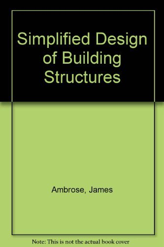 9780894645747: Simplified Design of Building Structures