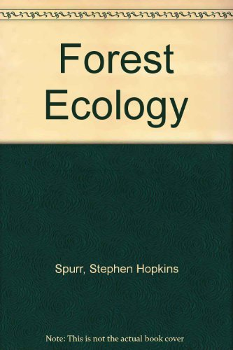9780894646591: Forest Ecology