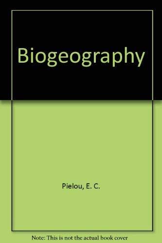 9780894647390: Biogeography