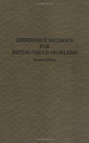 9780894647635: Difference Methods for Initial-value Problems