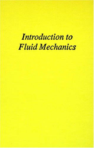 9780894647857: Introduction to Fluid Mechanics