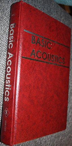9780894647901: Basic Acoustics