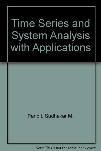 9780894648441: Time Series and System Analysis With Applications