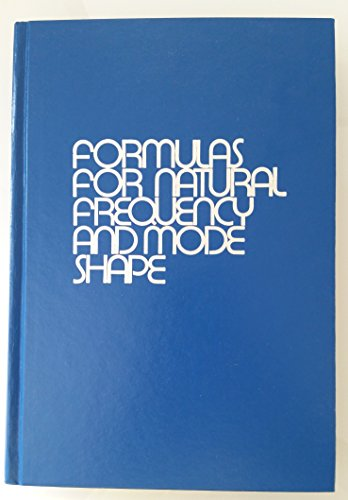 9780894648946: Formulas for Natural Frequency and Mode Shape