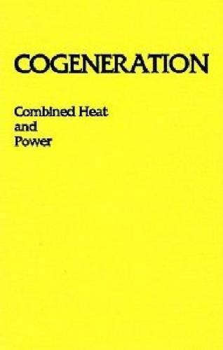 9780894649288: Cogeneration-Combined Heat and Power (Chp): Thermodynamics and Economics