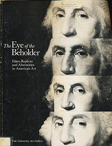 The Eye of the beholder: Fakes, replicas,: Judith & Ward,
