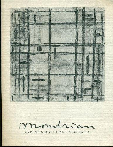 Mondrian and Neo-Plasticism in America (0894670115) by Troy, Nancy J.; Mondrian, Piet