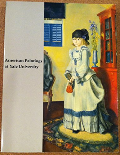 9780894670190: A checklist of American paintings at Yale University
