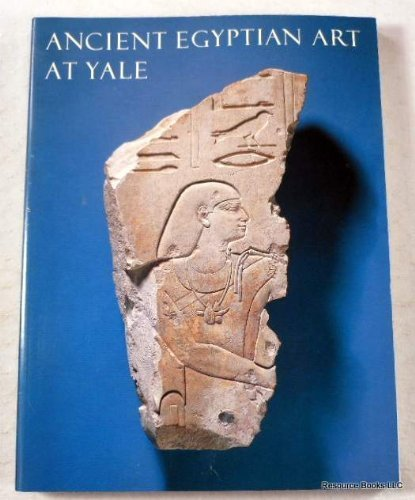 9780894670381: Ancient Egyptian Art at Yale