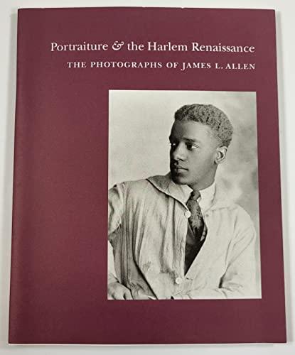 9780894670824: Portraiture and the Harlem Renaissance: Photographs of James L. Allen
