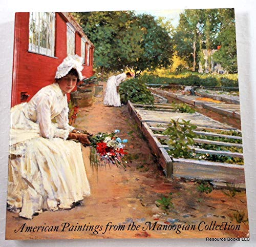 9780894681301: American Paintings from the Manoogian Collection