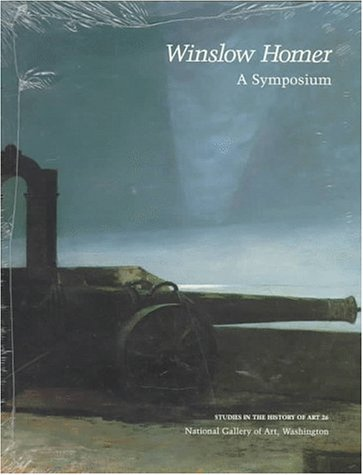 9780894681325: Winslow Homer: A Symposium (Studies in the History of Art)