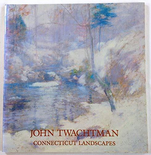 John Twachtman: Connecticut landscapes (0894681370) by Chotner, Deborah