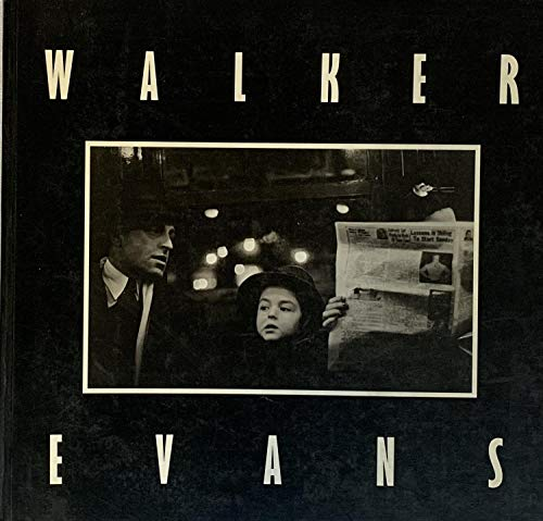 9780894681660: Walker Evans: Subway Photographs and Other Recent Acquisitions
