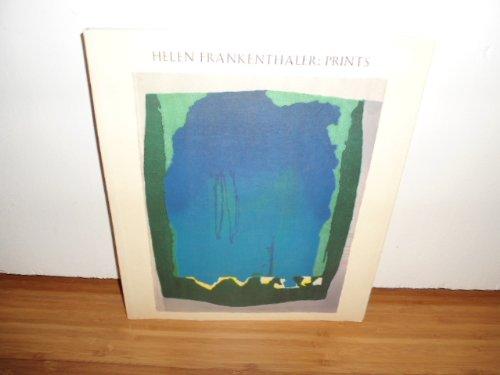 Helen Frankenthaler: Prints Fine, Ruth