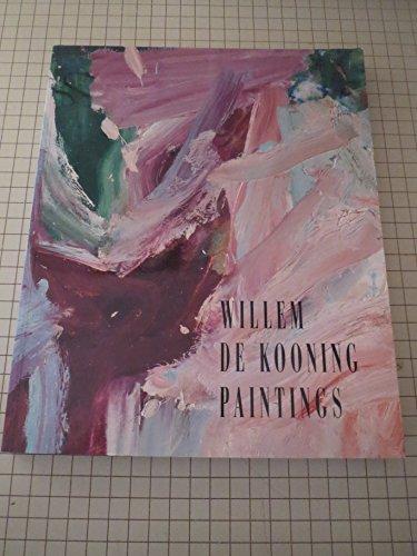 9780894682049: Willem De Kooning: Paintings
