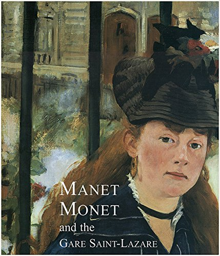 Manet, Monet, and the Gare Saint-Lazare (089468230X) by Juliet Wilson Bareau