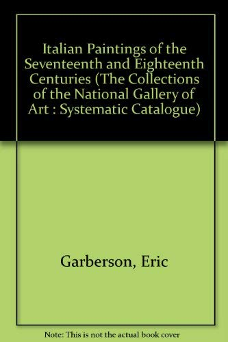 9780894682414: Italian Paintings of the Seventeenth and Eighteenth Centuries