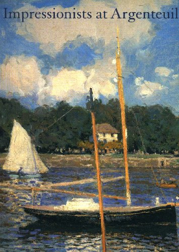 9780894682490: The Impressionists at Argenteuil