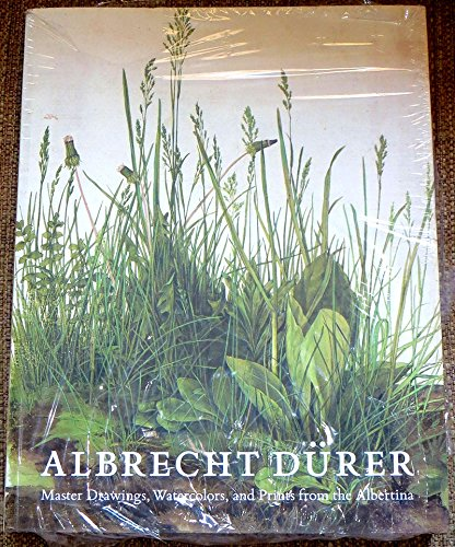 9780894683800: Albrecht Durer Master Drawings, Watercolors, and Prints from the Albertina