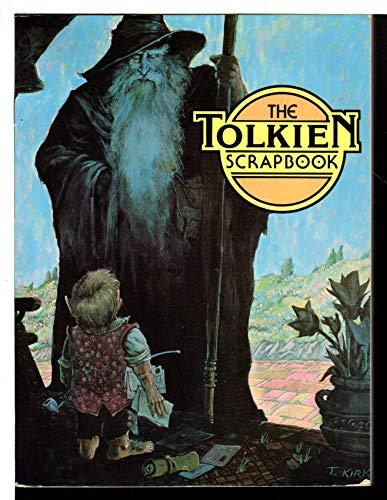 The Tolkien Scrapbook: Becker, Alida, Tolkien, J. R. R., Green, Michael, Kirk, Tim