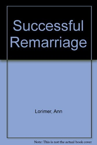 9780894711015: Successful Remarriage
