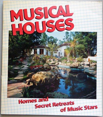 MUSICAL HOUSES: HOMES and SECRET RETREATS of: MARIN, Cheech; WILSON,