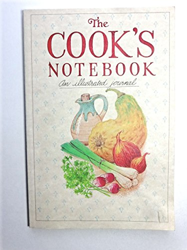 The Cook's Notebook: An Illustrated Journal: Schachn, Jude