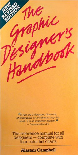 The Graphic Designer's Handbook: Campbell, Alastair