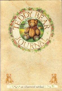 9780894712418: The Teddy Bear Journal