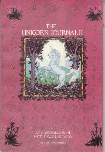 The Unicorn Journal II (089471368X) by Running Press