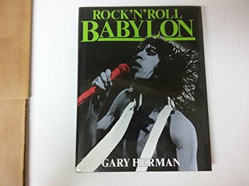 9780894714115: Rock 'n roll babylon