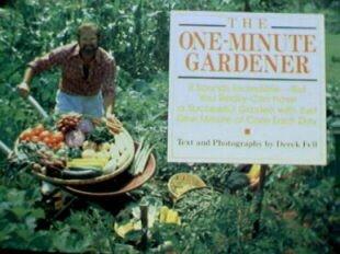 The One-Minute Gardener (9780894715846) by Derek Fell