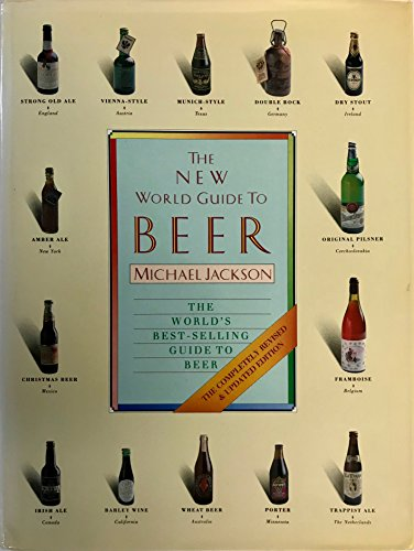 9780894716492: The new world guide to beer