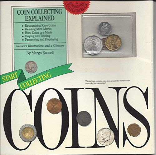9780894716744: Start Collecting Coins (A Running Press Collector Book)