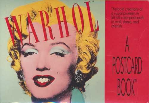 9780894716935: Warhol: A Postcard Book