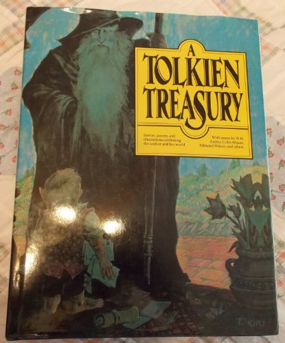 9780894717048: A Tolkien Treasury