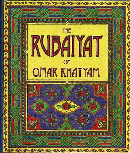 9780894717178: The Rubaiyat of Omar Khayyam (Running Press Miniature Editions)