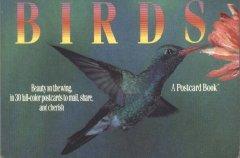 9780894717673: Birds: A Postcard Book