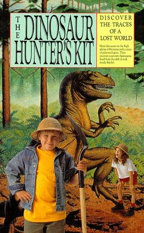 9780894718045: Dinosaur Hunters Kit Pb (Running Press discovery kit)