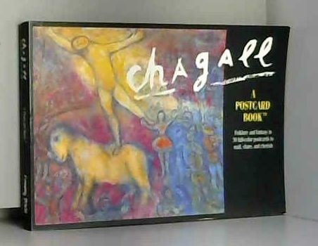 9780894718069: Chagall: A Postcard Book