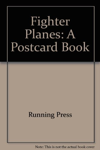 9780894718229: Fighter Planes: A Postcard Book