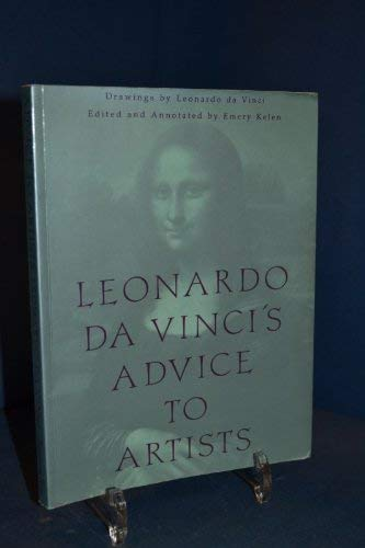9780894718342: Leonardo's Advice To Artist