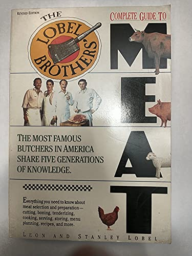 9780894718359: Lobel Brothers Guide T/meat