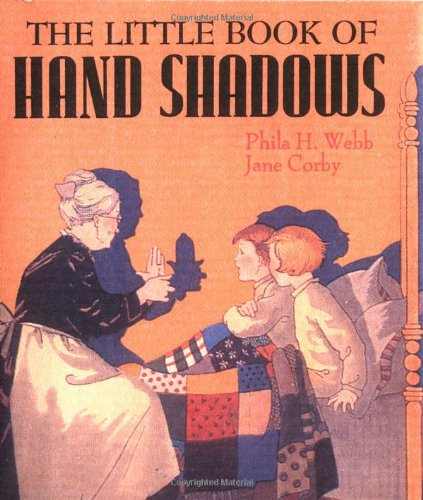 9780894718526: The Little Book Of Hand Shadows (Miniature Editions)