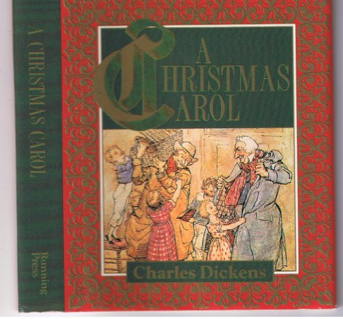 9780894718540: Mini Ed/christmas Carol (Running Press Miniature Editions)