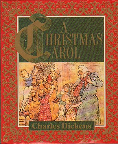 9780894718540: Mini Ed/christmas Carol (Running Press Miniature Editions)