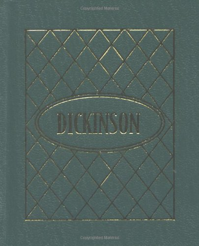 Emily Dickinson: Selected Poems (Running Press Miniature Edition): Dickinson, Emily