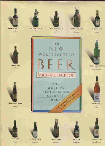 9780894718847: New World Guide to Beer