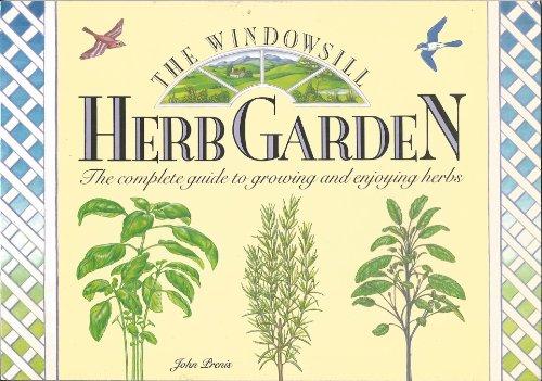 9780894718908: Windowsill Herb Garden Bk